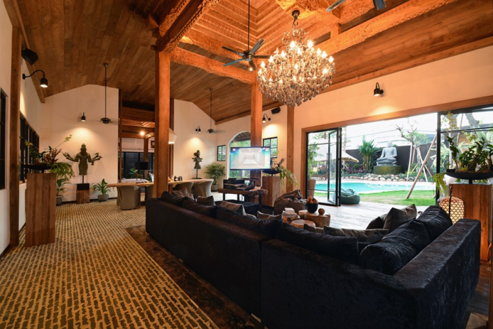 Stunning two level villa for sale in Canggu