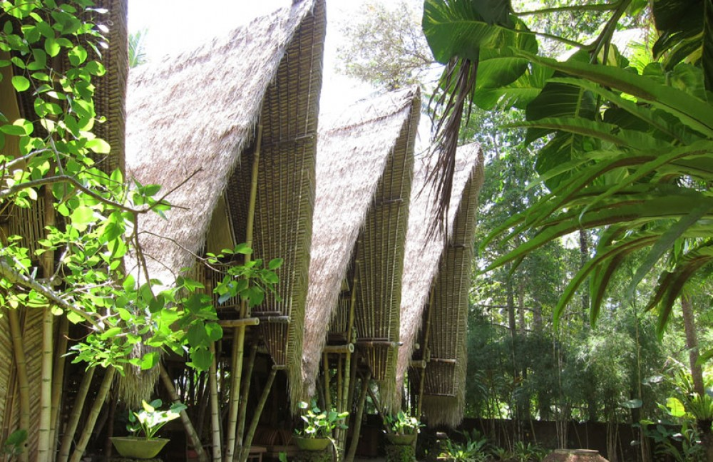 1,6 Hectare Plot of Land with Beautiful Structure for Sale in Ubud
