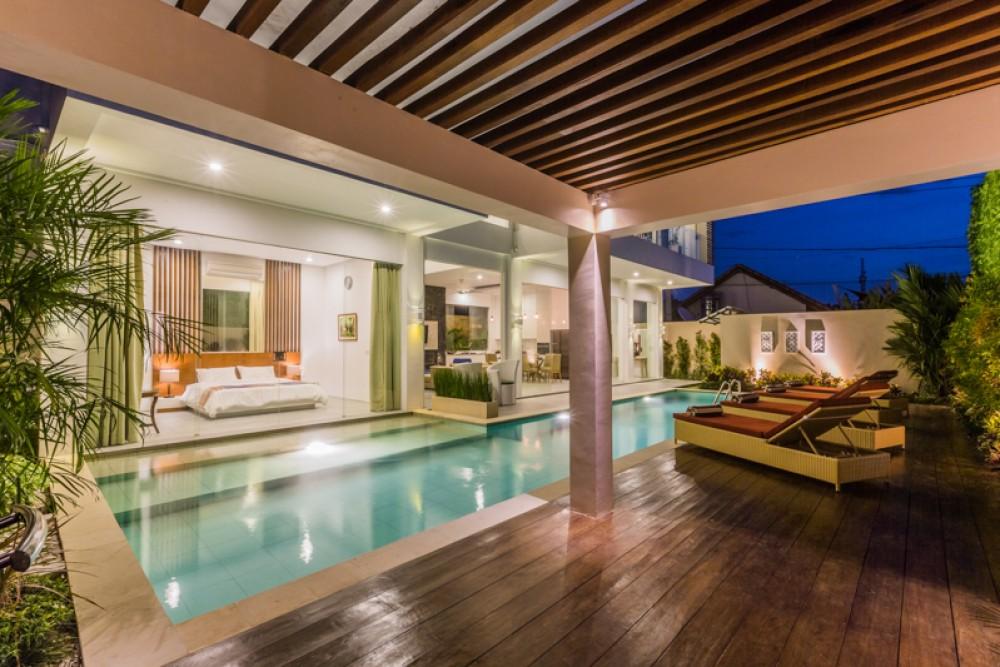 Best ROI two level villa for sale in prime location of Kerobokan