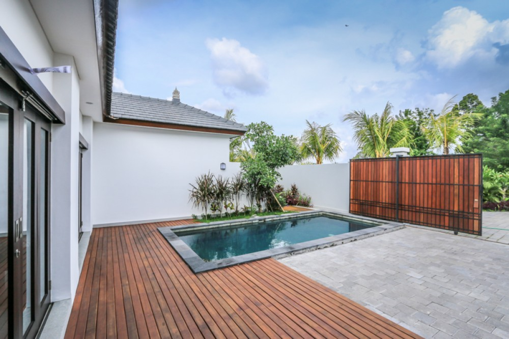 Brand new three bedrooms villa with best value for sale in Ubud
