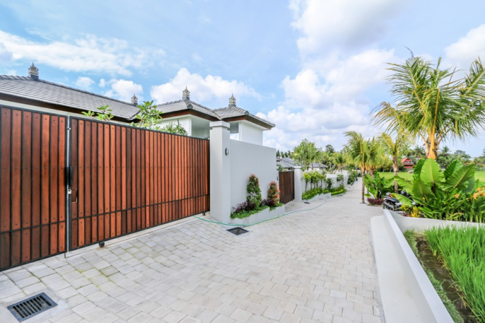 Best value brand new villa for sale in Ubud