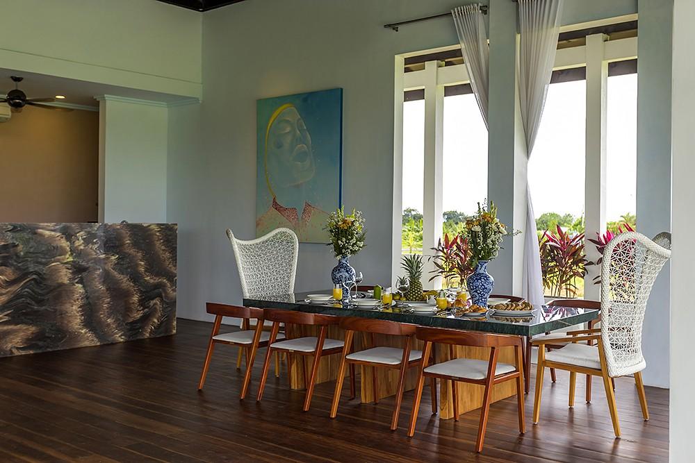 Canggu/Pererenan - Amazing designed house surrounded by rice fields