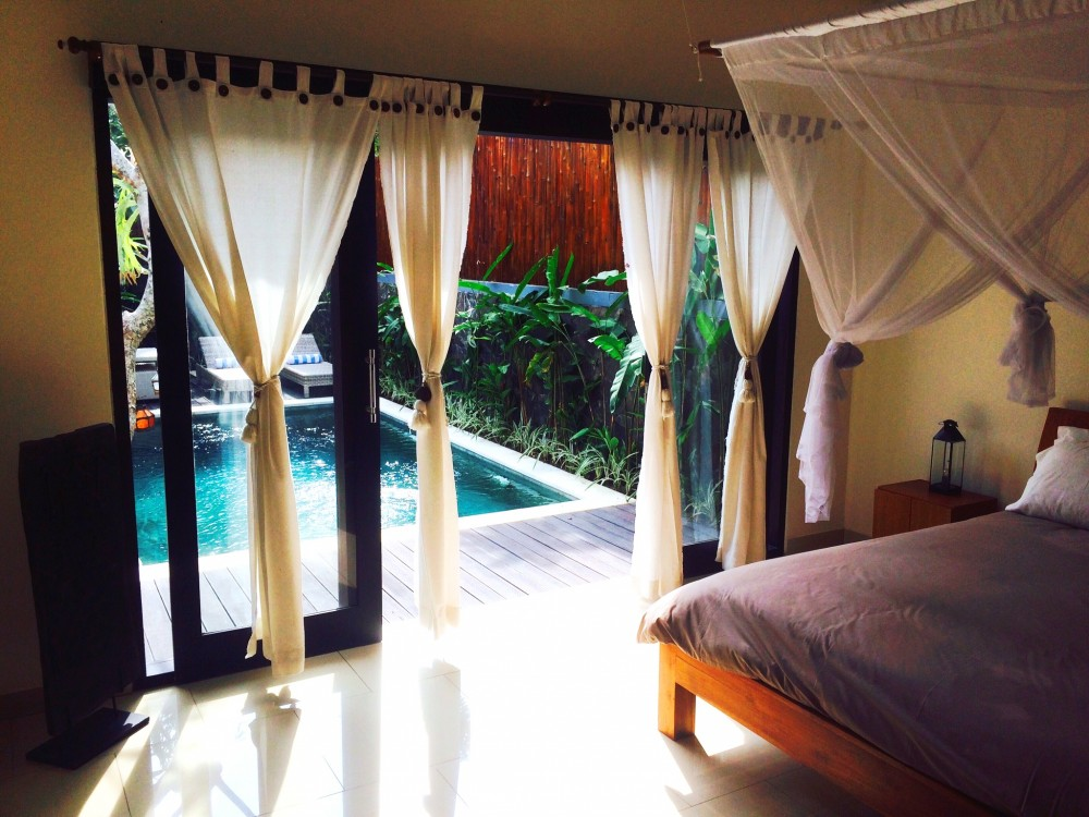 beautiful two bedroom villa for living in umalas