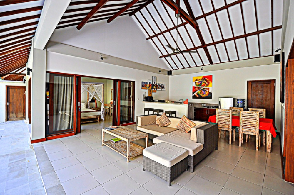 ROI complex villa with best value for sale in Umalas