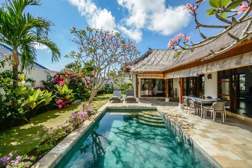 Beautiful and charming villa for sale in Ungasan