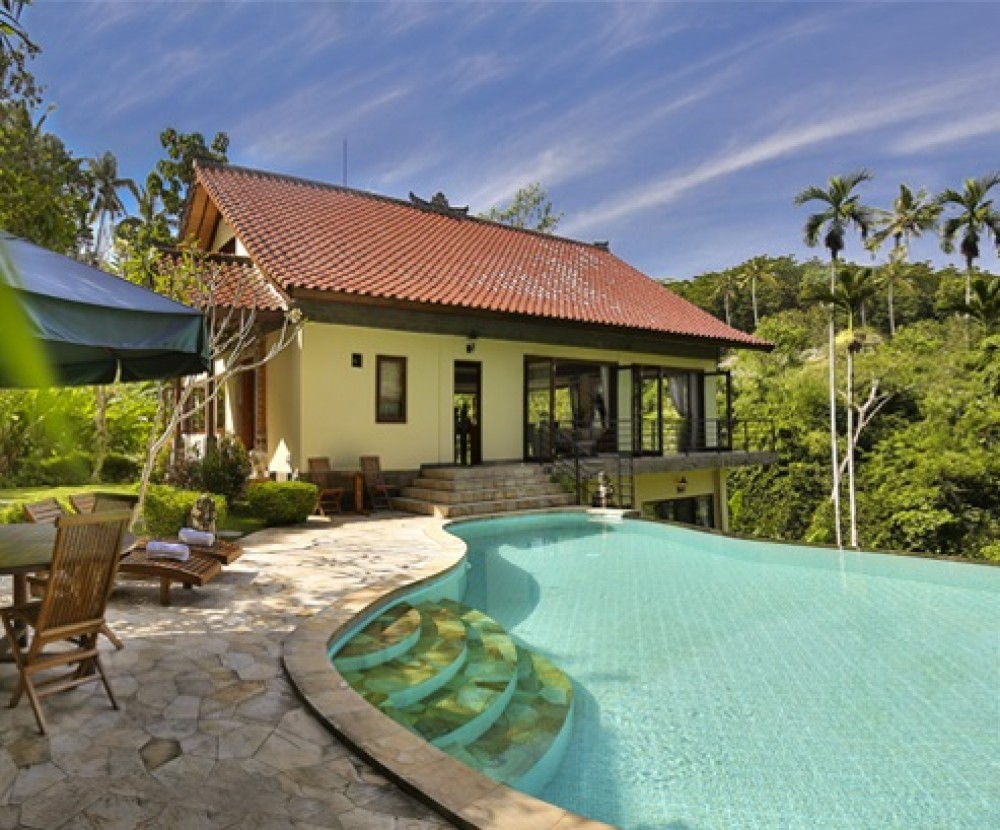 Amazing 4 Bedroom Freehold Real Estate For Sale Surrounded By Greenery In Ubud