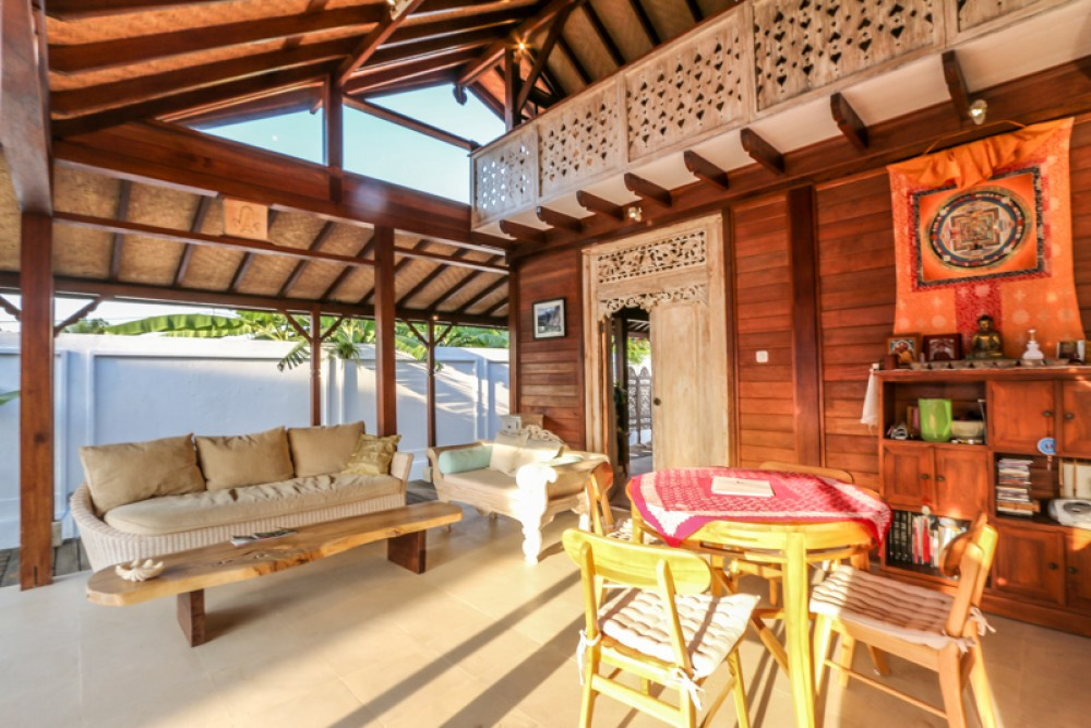 Brand New Traditional Joglo Style for Sale in Sanur