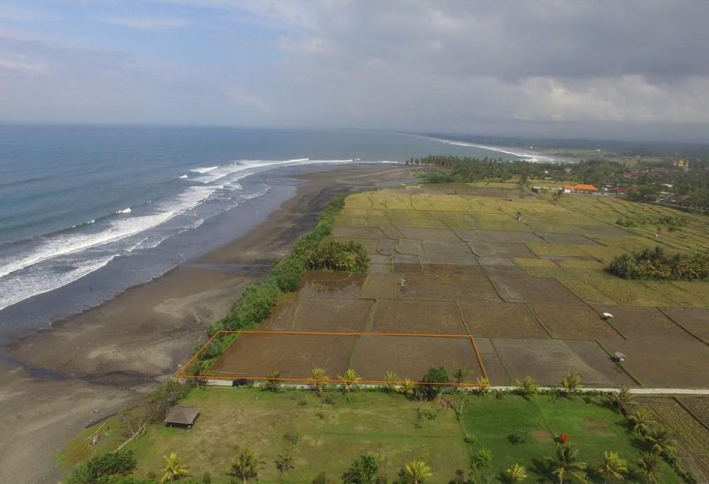 Tanah tepi pantai harga terjangkau untuk hak milik