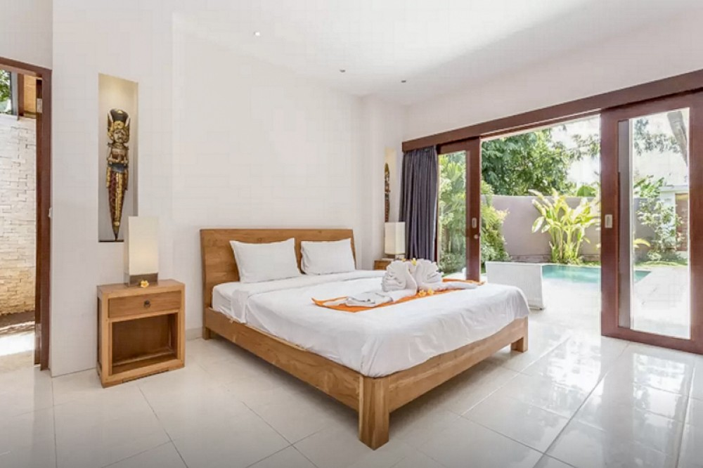 Charming leasehold Villa for sale in Canggu