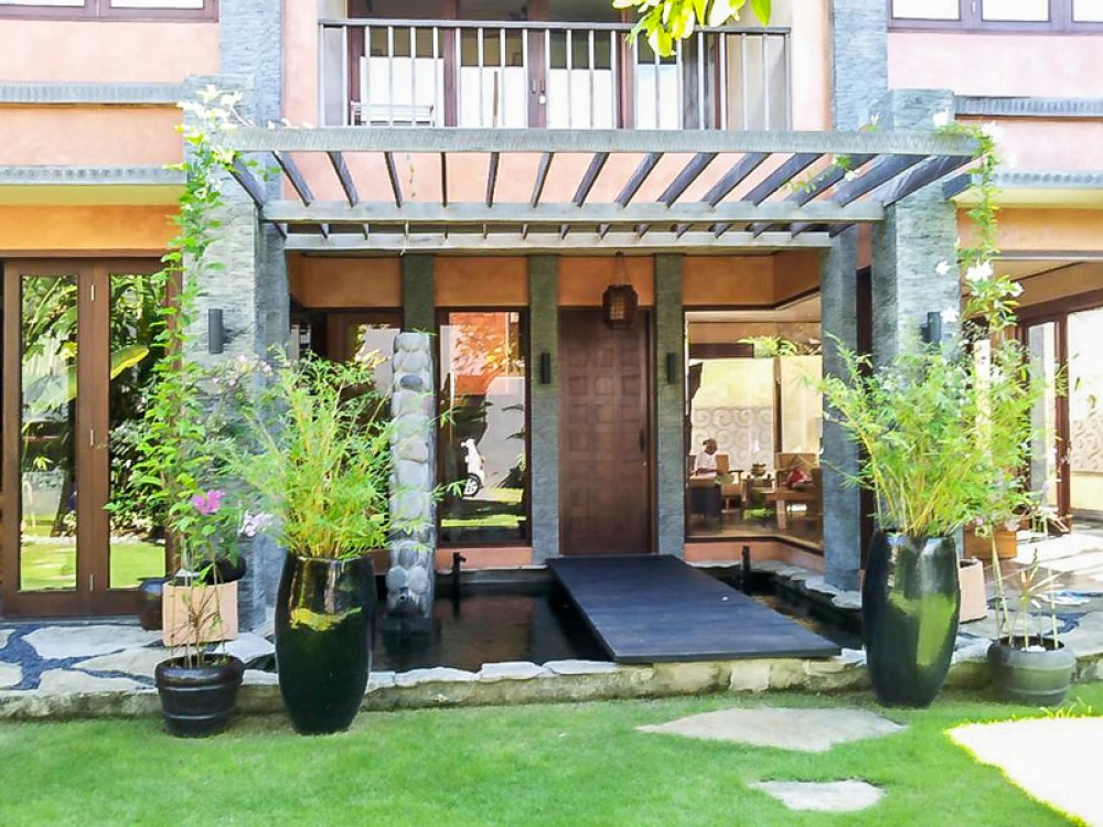 Amazing freehold unique and modern villa for sale in Sanur