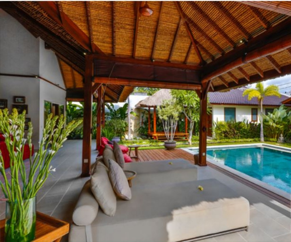 Mesmerizing 5 Bedrooms Leasehold Real Estate For Sale in Seminyak With Great RoI