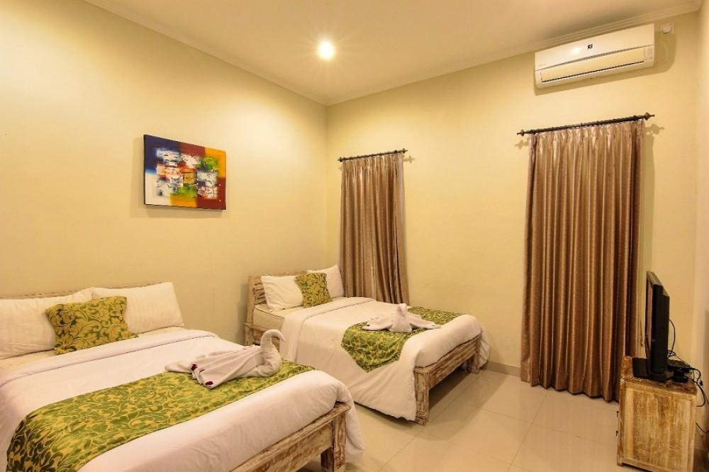 three bedroom villa in umalas ( minimum 2 years rental )