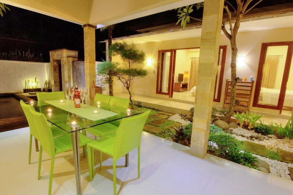 three bedroom villa in umalas ( minimum 2 years rental )