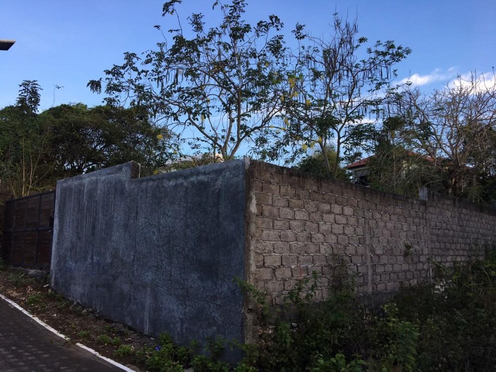 Ready to Build Land for Lease in Jimbaran