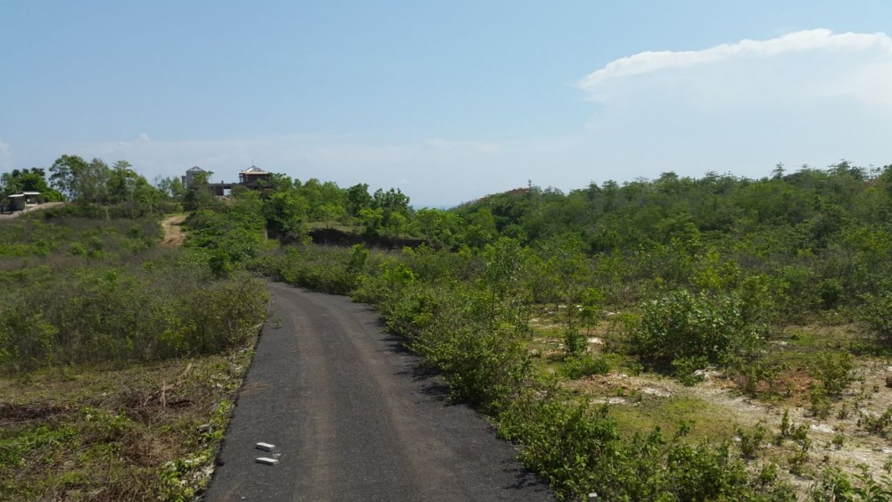 16 Are Land for Sale in Ungasan Area