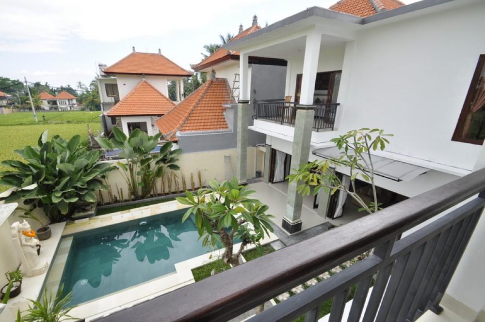 belle villa à ubud
