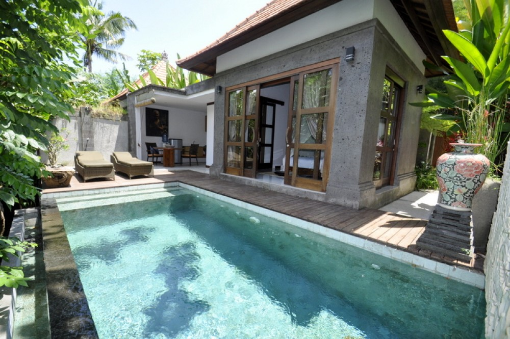 NICE VILLA WITH JUNGLE VIEW