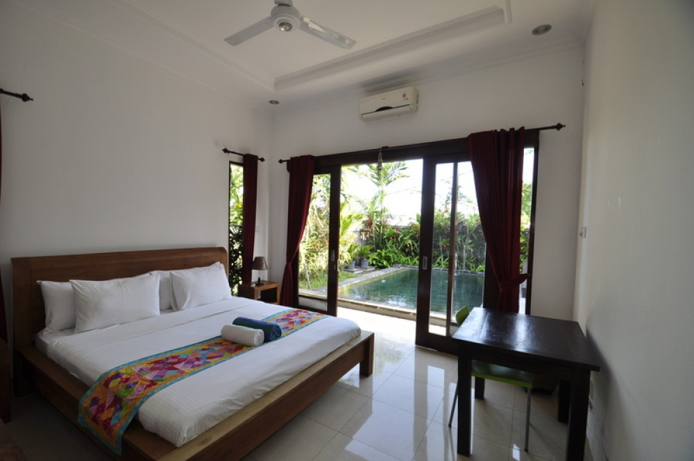 TWO BEDROOM VILLA IN POPULAR  AREA IN UBUD