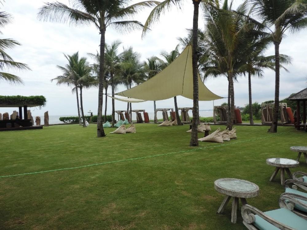 BRAND NEW VILLA SHROUDED BY BEAUTIFUL BEACH