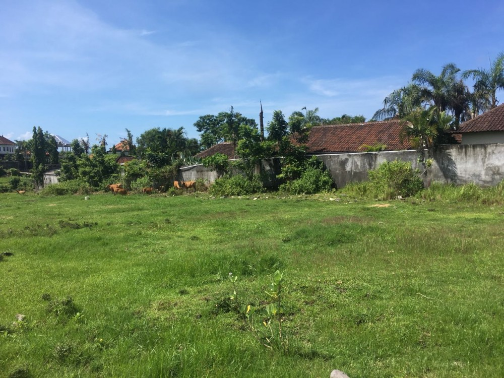 Prime location land for sale in Umalas