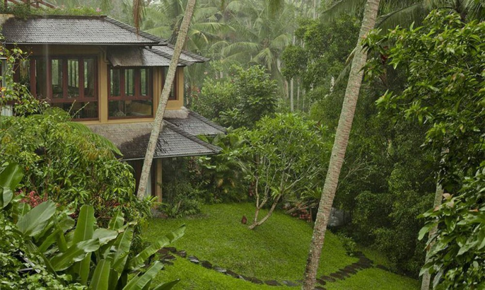 Luxurious Estate with Amazing View for Sale in Ubud