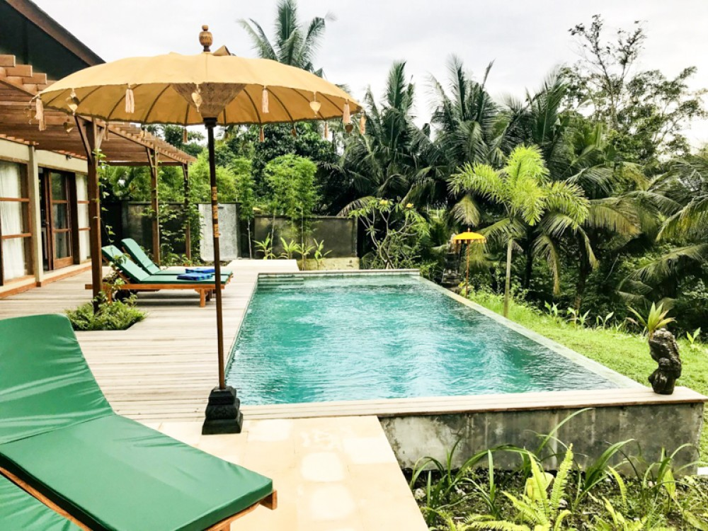 Beautiful Three Bedrooms Villa for Sale in Gianyar