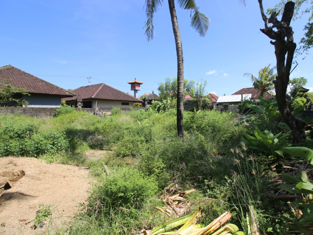 Amazing freehold land 50 meters from the beach