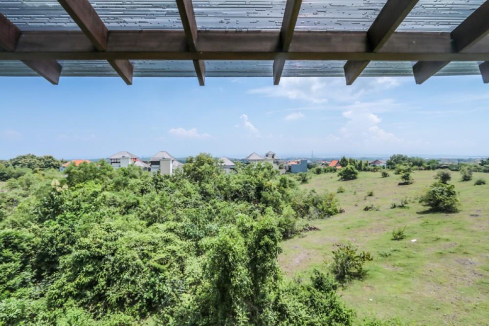 Belle villa Freehold avec vue imprenable à vendre à Uluwatu