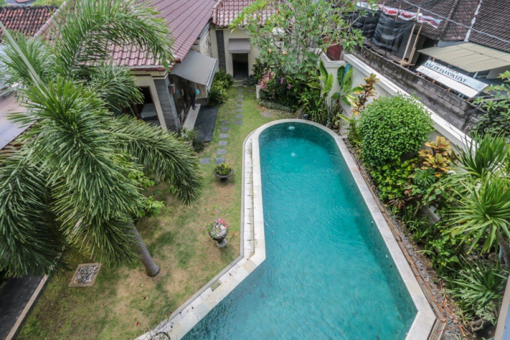Cozy and Charming Freehold Villa for Sale in Canggu