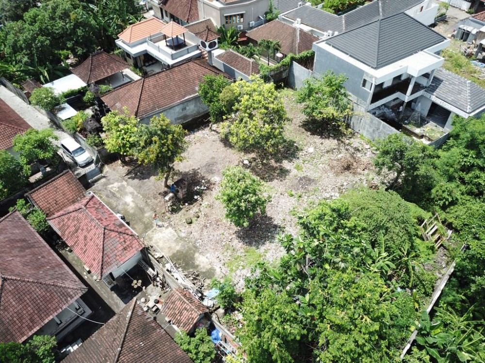 Seminyak Freehold Land Perfect for Villa
