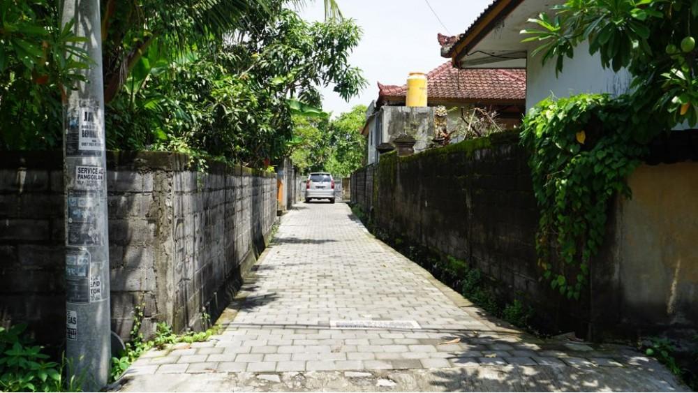 Seminyak Freehold Land Parfait pour Villa