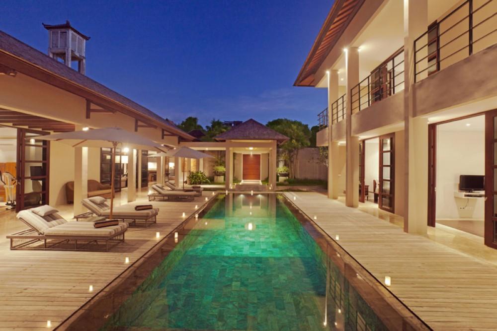 Villa Freehold Dijual di Ungasan