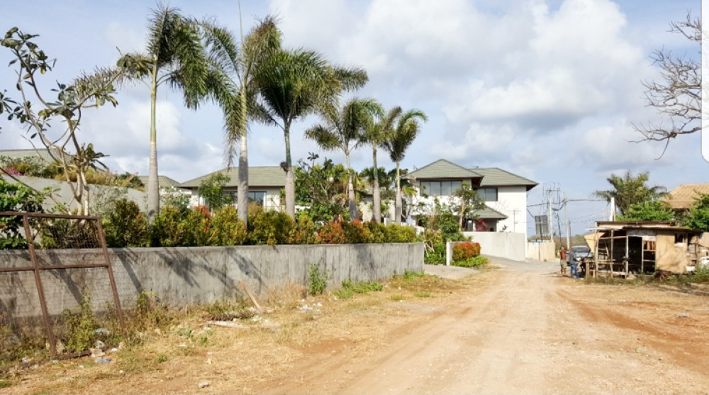 Best Land with Ocean View for Sale in Bukit