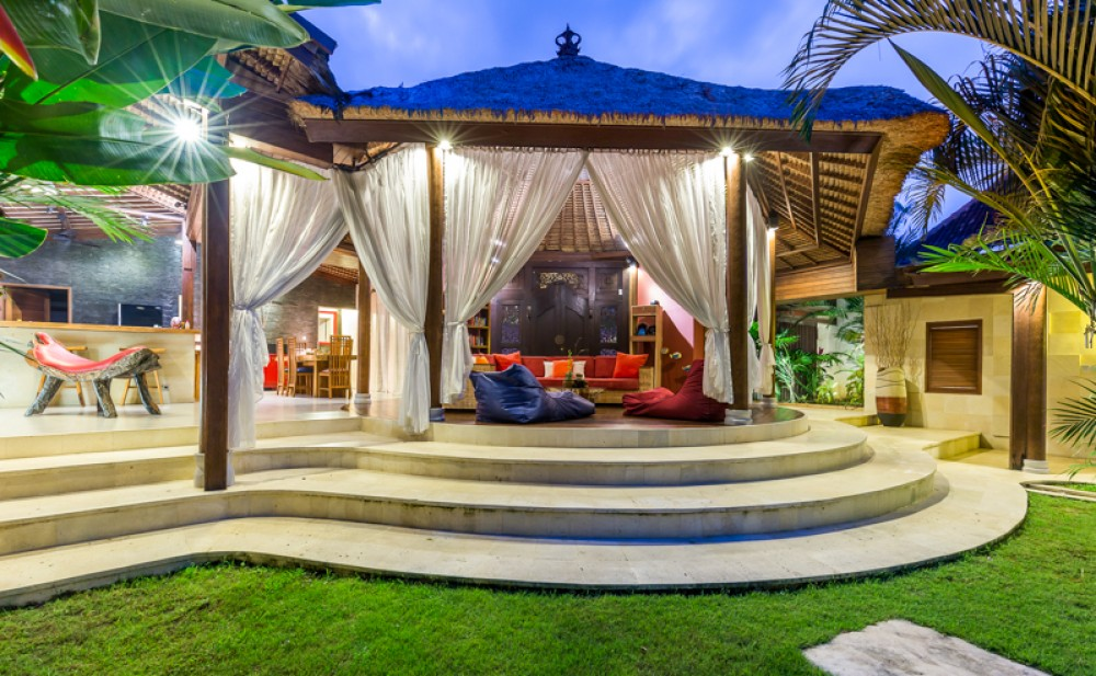Freehold traditional villa for sale in Tanah Lot