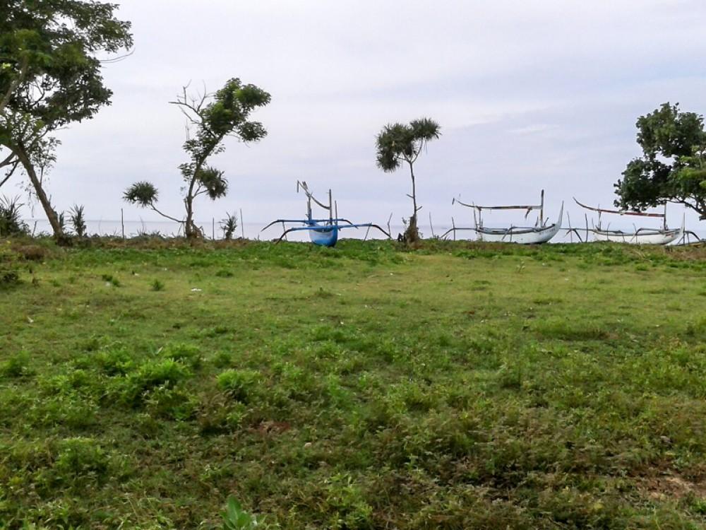 Tanah freehold tepi pantai yang bagus untuk dijual di Jembrana