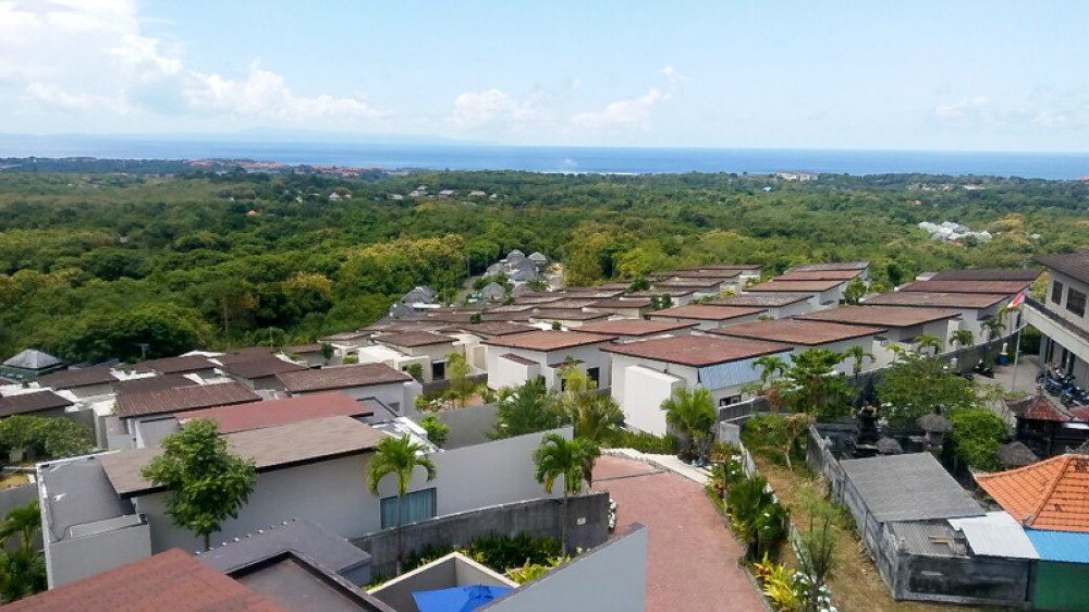 Amazing Brand New Complex With Ocean View for Sale in Nusa Dua