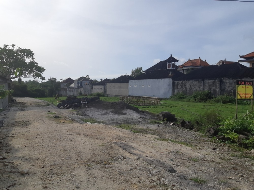 Perfect Size Plot 10 Are Kerobokan area