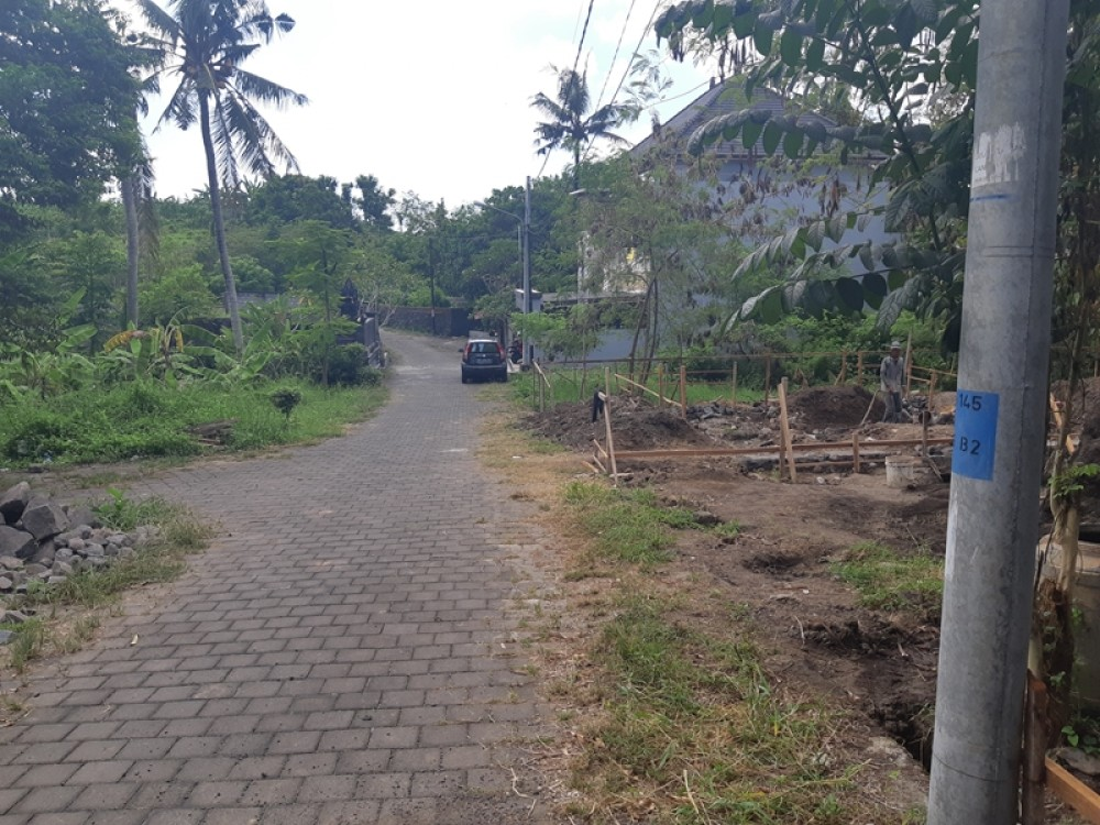 Nice Plot For Lease 11 Are Pererenan