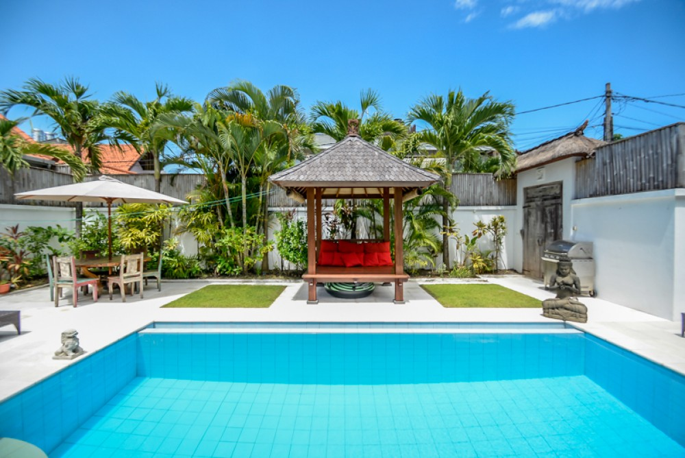 Stylish Two Bedrooms Villa for Sale in Prime Location of Seminyak