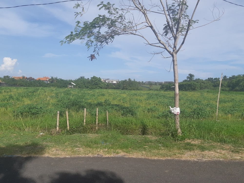 Leasehold Land Close To The Beach