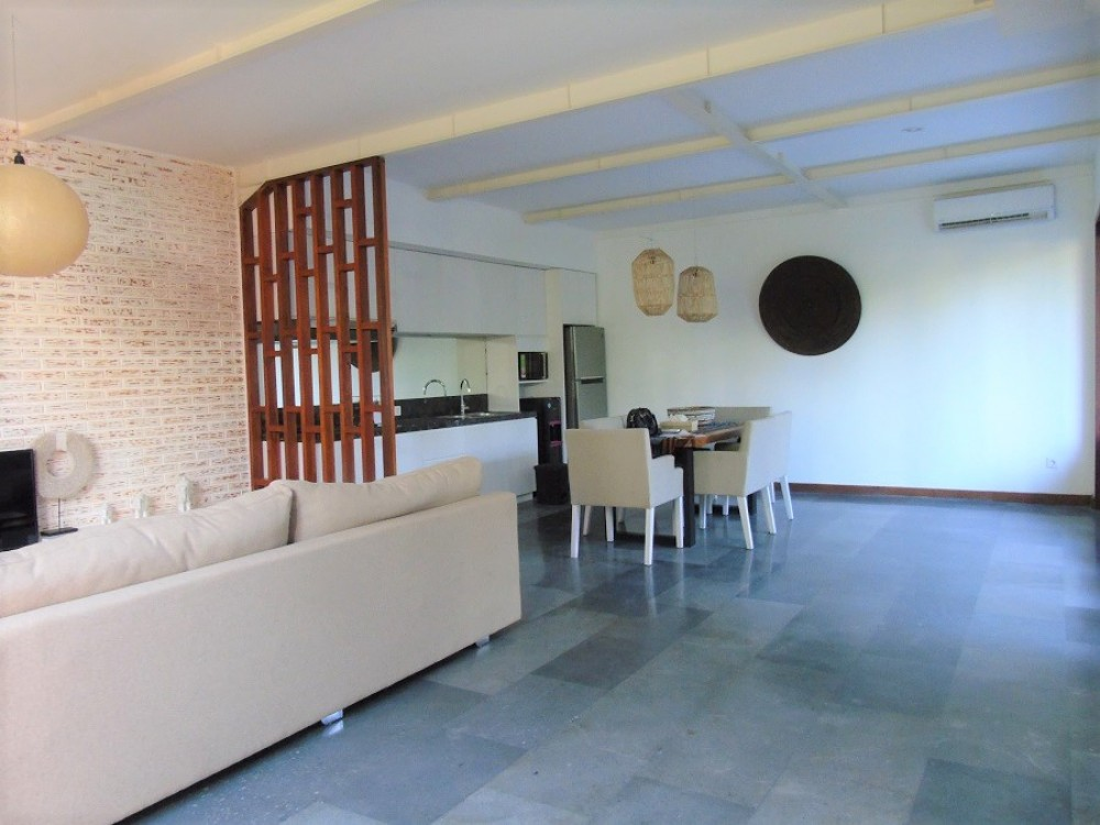 brand new two bedroom villa walking distance to cemagi beach