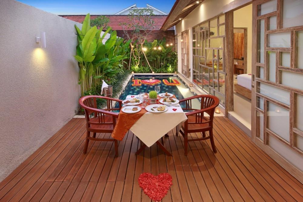 Brand New Three Bedrooms Belle Villa à vendre à Berawa