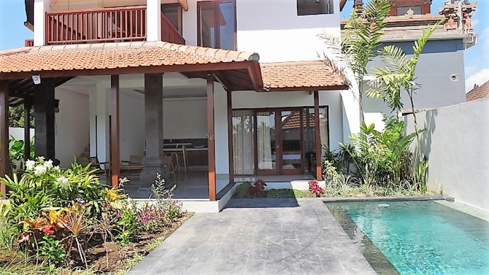 BRAND NEW VILLA CLOSE TO CENTRAL UBUD