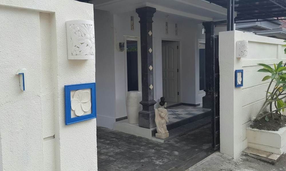 Cozy 3 Bedroom Freehold Villa for Sale in Canggu