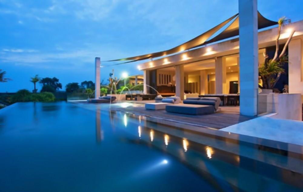 Luxury Freehold Beachfront Villa for sale in Berawa
