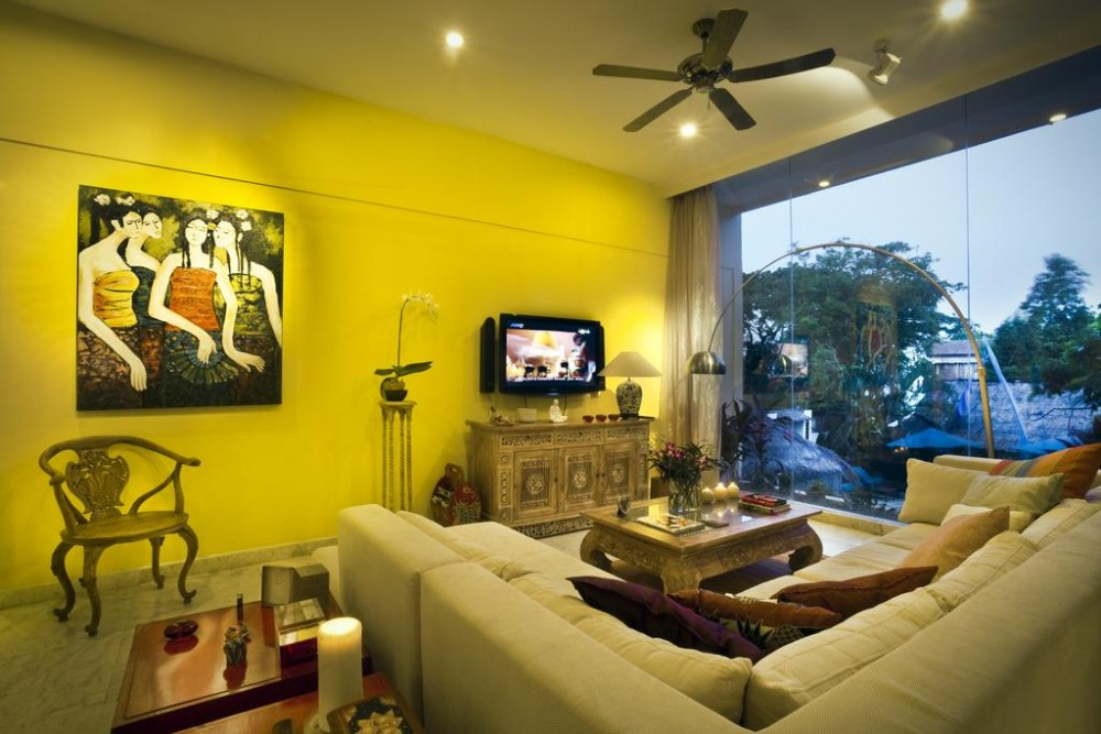 Private Suite Two Bedroom for Leasehold in Seminyak for Sale