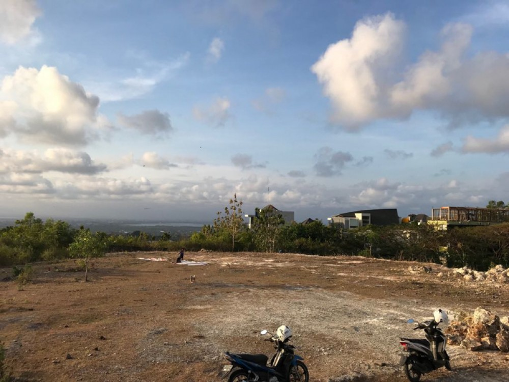 Ocean View Freehold Land for Sale in Jimbaran