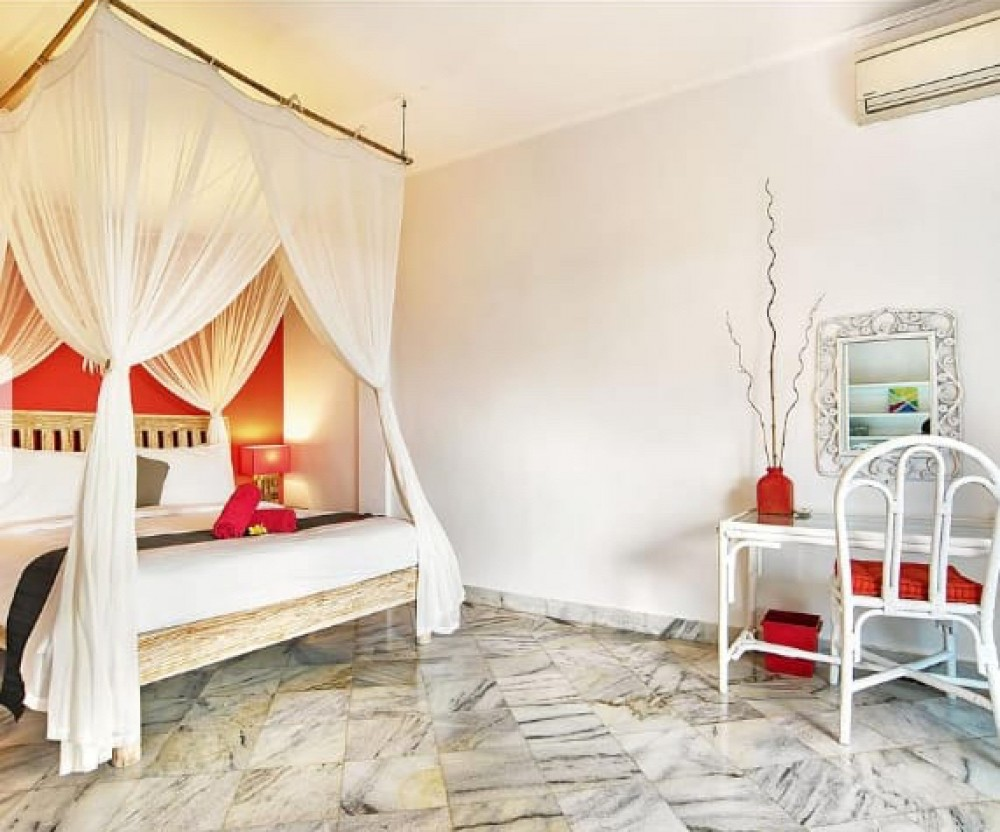 Beautiful Four Bedrooms Freehold Villa for Sale in Seminyak