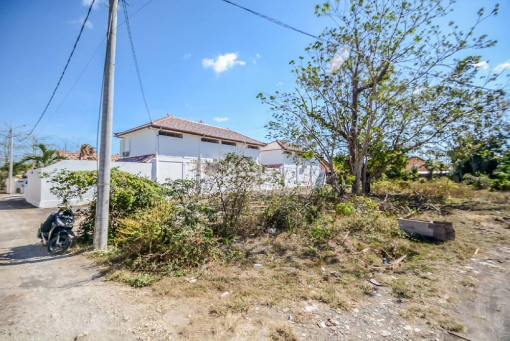 Leasehold land ideal for investment