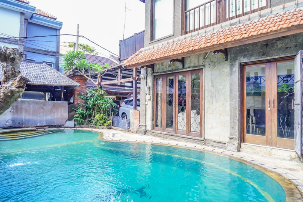 Two Level Freehold Villa for Sale in The Heart of Petitenget
